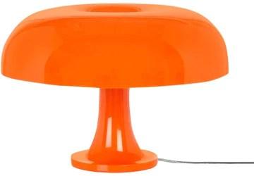 Artemide Nessino Lampe Orange
