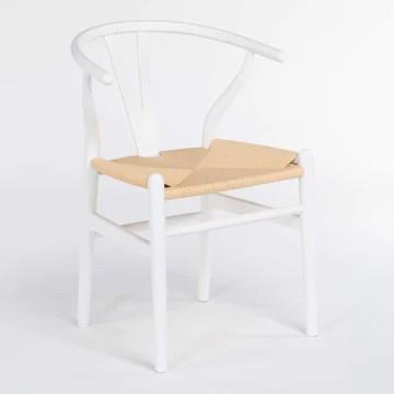 SKLUM Chaise Uish Blanc - (Plus de Couleurs)