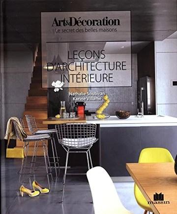 Leçons d'architectes d'intérieur