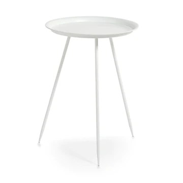 Table d'appoint Zeller diamètre 39 hauteur 53,5 cm