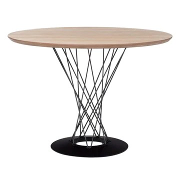 SKLUM Table Laho Noir - (Plus de Couleurs)