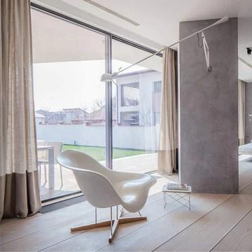FYBAO Applique rétro Bascule Lampe réglable Mur Long Bras paroi Grenier de Fer Industriel léger personnalité E27 Lampe Murale créative,Blanc,150CM