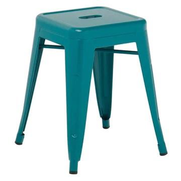 SKLUM Tabouret LIX Bleu Turquoise - (Plus de Couleurs)