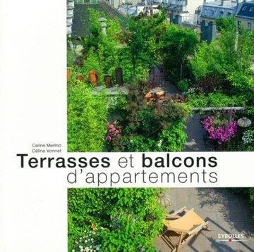 Terrasses et balcons d'appartements