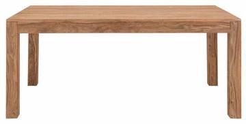 SIT-Möbel Sanam Table en Bois de sheesham huilé 160 x 90 cm Naturel L = 160 x l = 90 x H = 75 cm