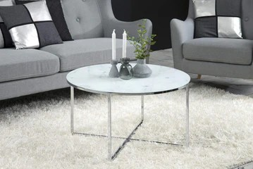 AC Design Furniture Table Basse Ronde