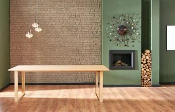 Furniture 247 - Omega Table - Chêne