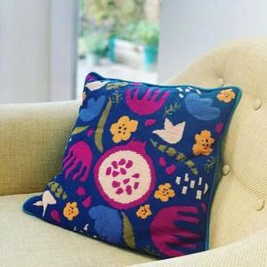 cushion needlepoint kits cushion