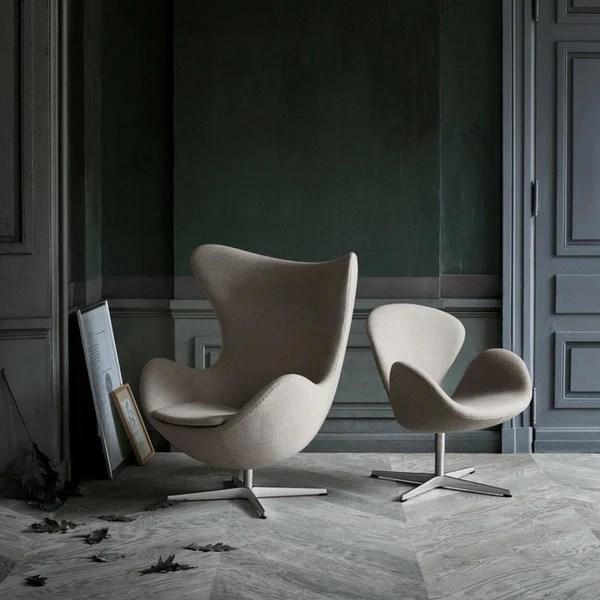 Arne Jacobsen Egg Chair Fritz Hansen Palette Amp Parlor