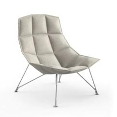 Jehs Laub Lounge Chair Ergonomic The Castle Knoll Palette Parlor Modern Design