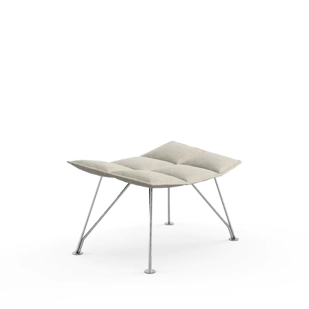 jehs laub lounge chair antique louis xvi chairs ottoman knoll palette parlor modern design