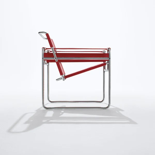 Marcel Breuer  Wassily Chair  Knoll  Palette  Parlor