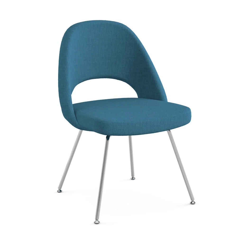 Saarinen Executive Armless Chair  Modern Furniture
