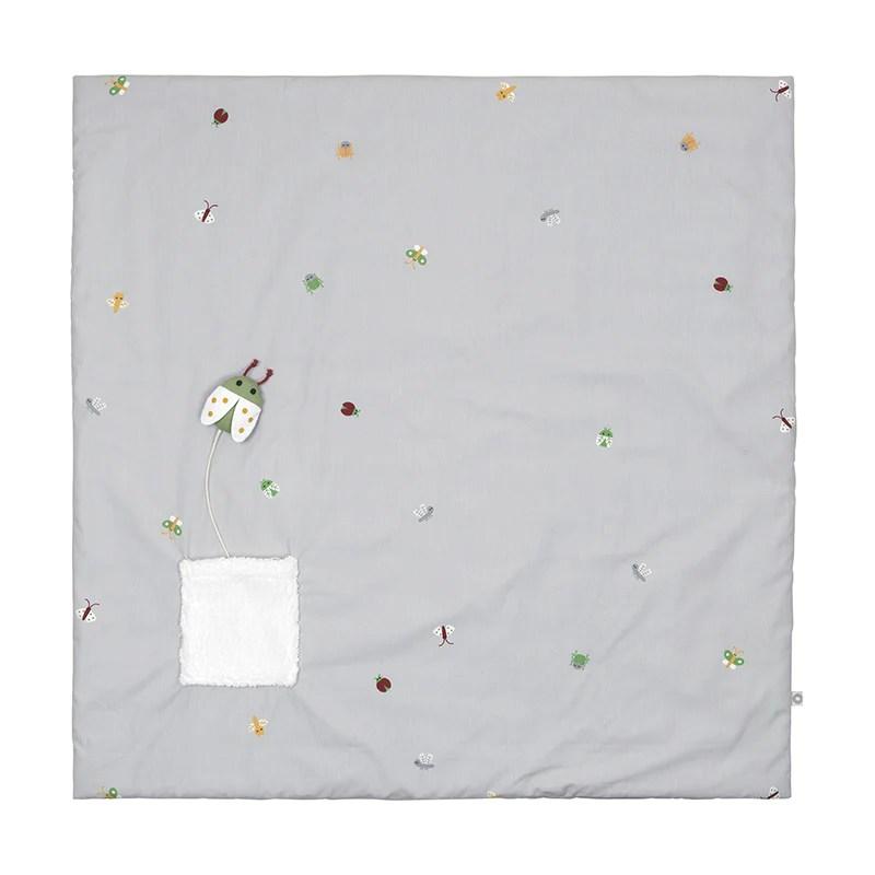 tapis d eveil en coton biologique