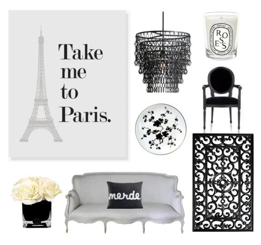 Paris Home Decor Accessories Home Decor