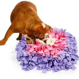 tapis a renifler tapis de fouille pour chien avenue des animaux