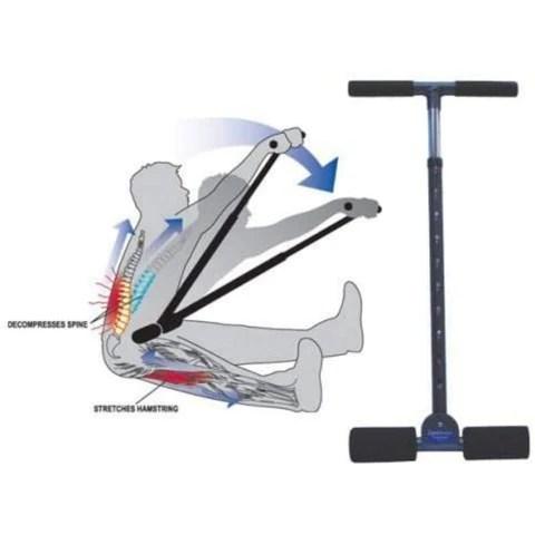 lower back stretcher