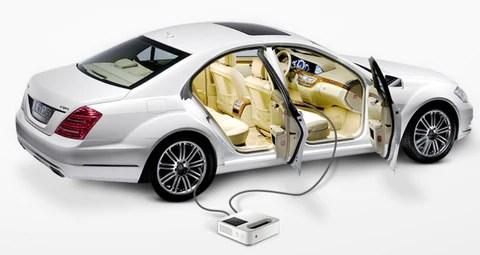 Portable Car Air Compressor Tire Pump