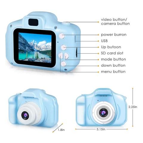 best digital camera for kids