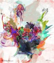 Awake by Archan Nair - Threyda Art and Apparel