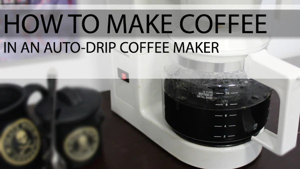 How To Make Coffee In A Coffee Maker Death Wish Coffee Company