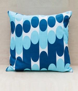 make your own cushion kit milkky blues