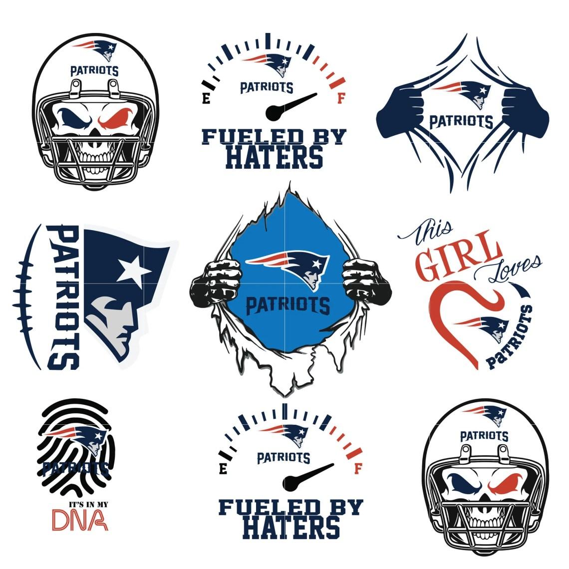 Download New England Patriots SVG, New England Patriots files ...