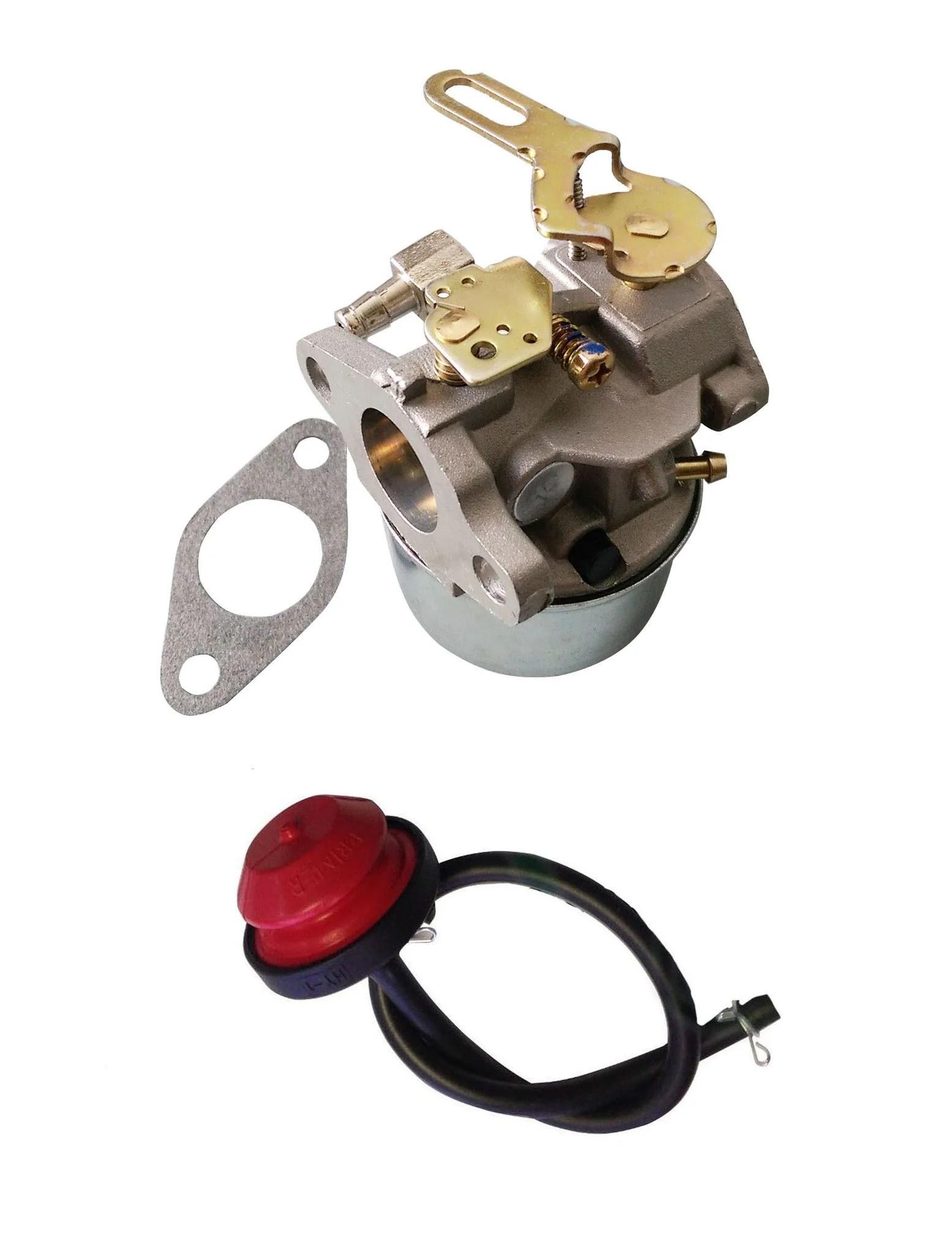everest carburetor with primer bulb fits toro snowblower usa everest parts supplies [ 1555 x 2048 Pixel ]