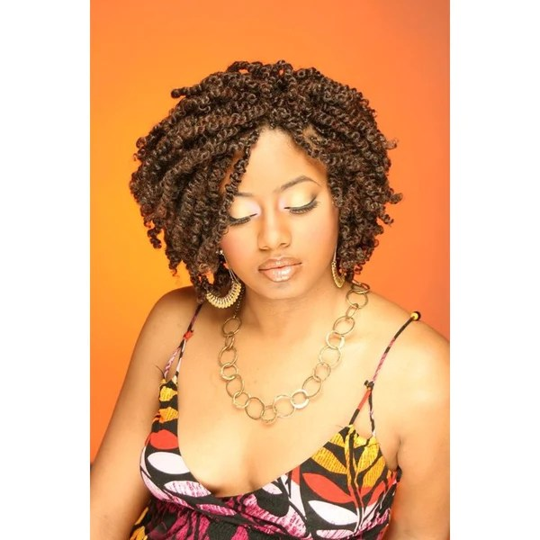Nafy Collection New NubianSpringBomb Twist Hair