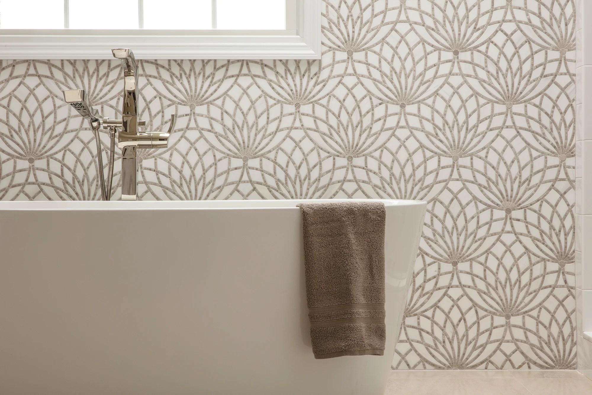luxor mosaic polished stone