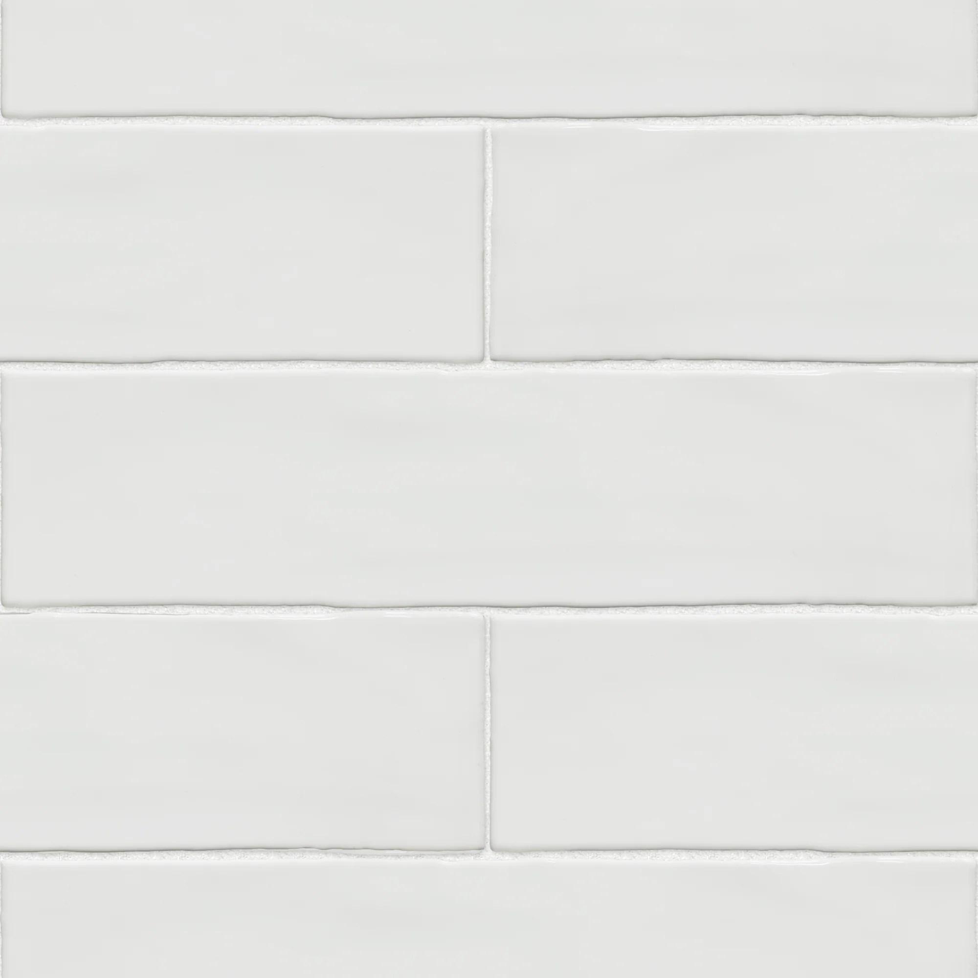 b train field tile ceramic rustic edge