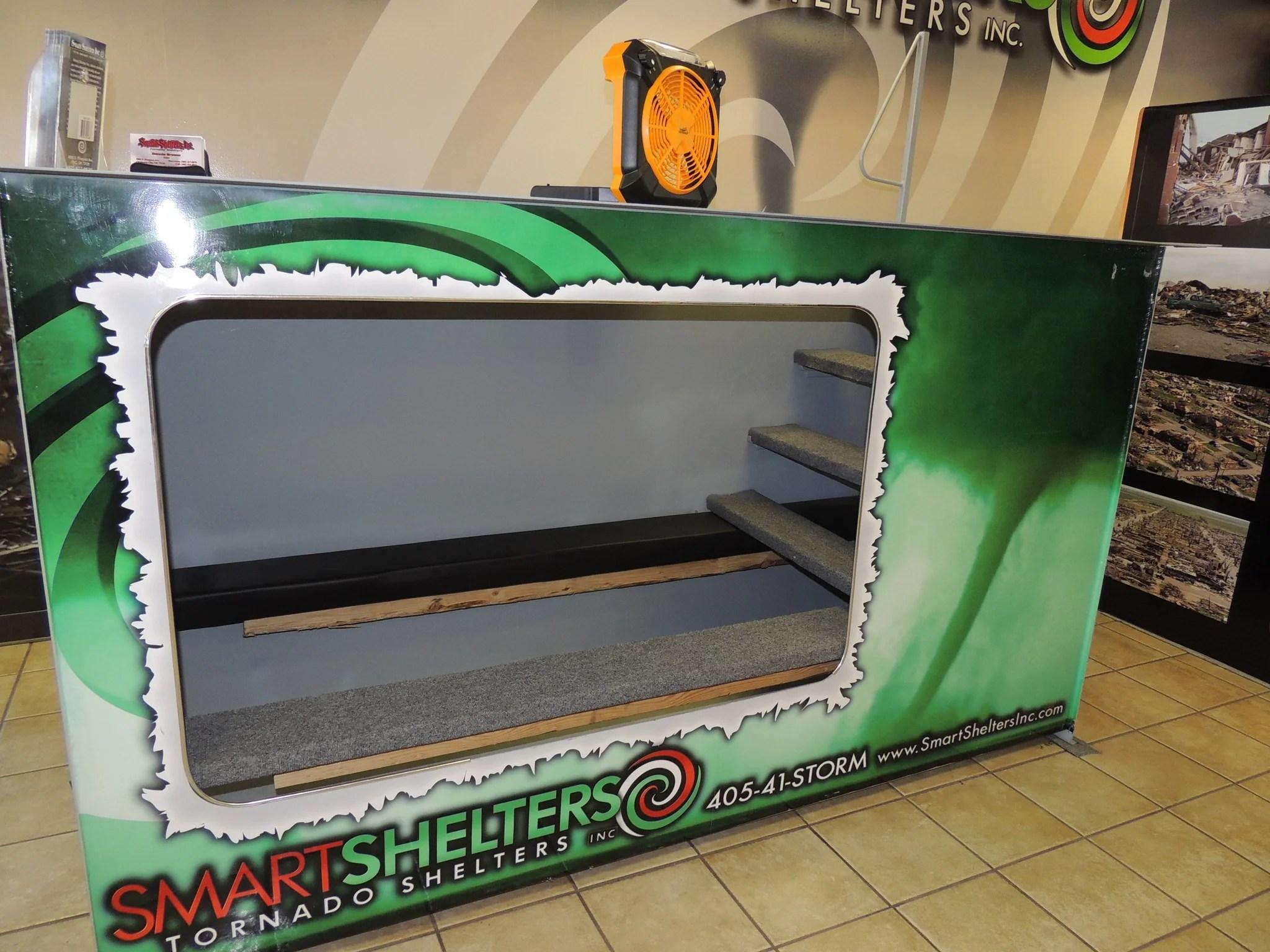 Garage Storm Shelters