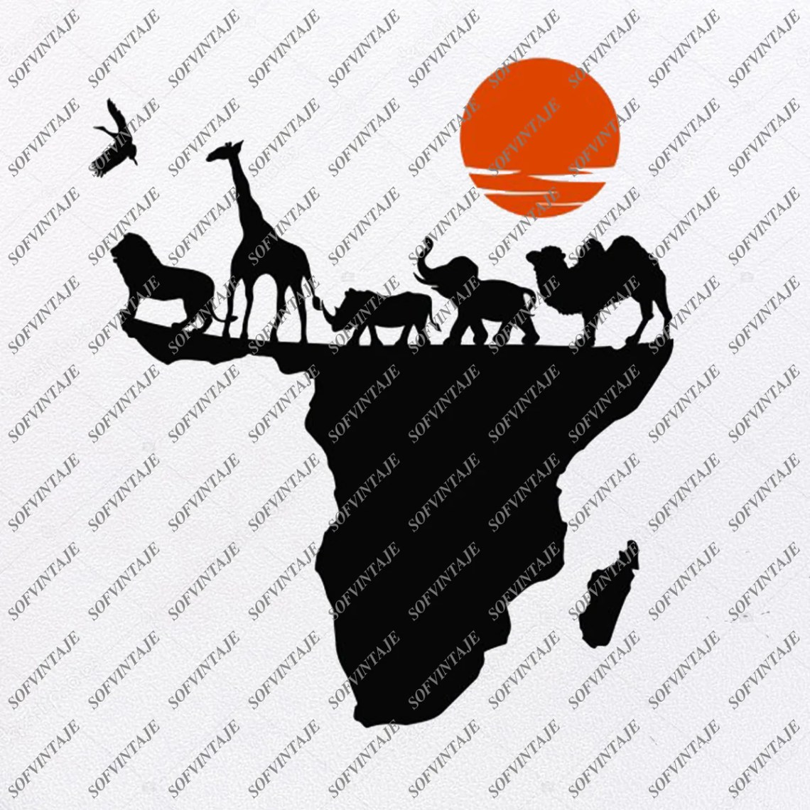 Download Africa Svg Files - African Continent Svg Design - African ...