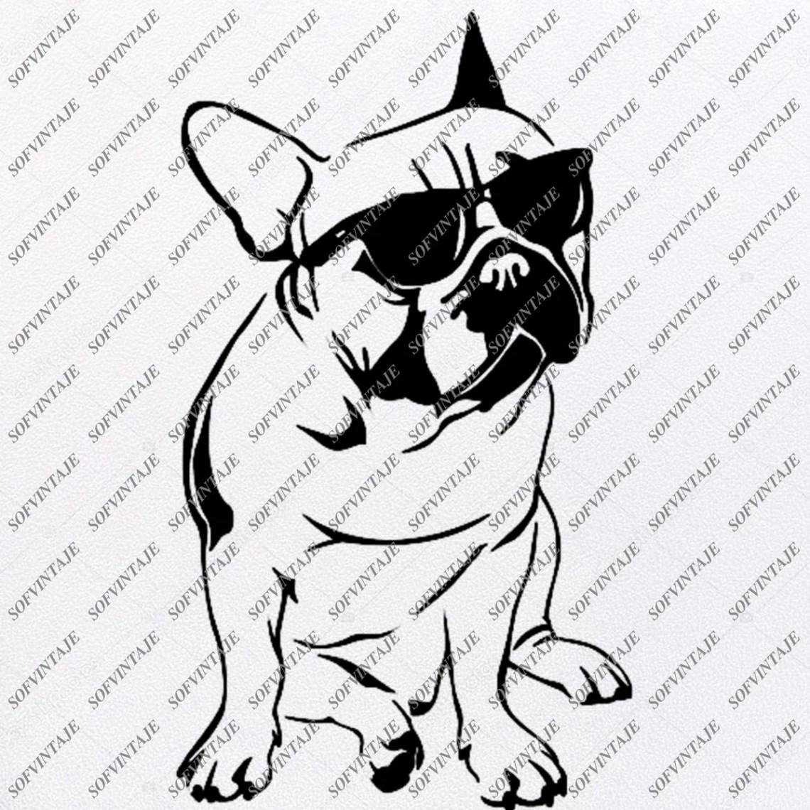 Download BullDOG Svg File-DOG Svg Original Design-BullDOG Clip art ...