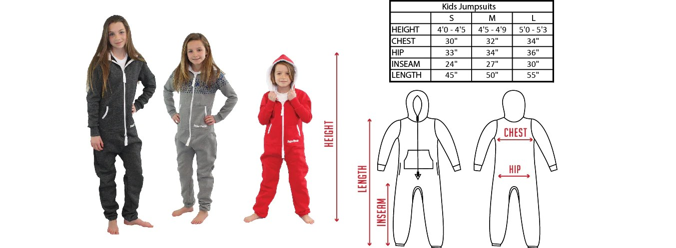 Size chart also  polarpiece simply canadian rh