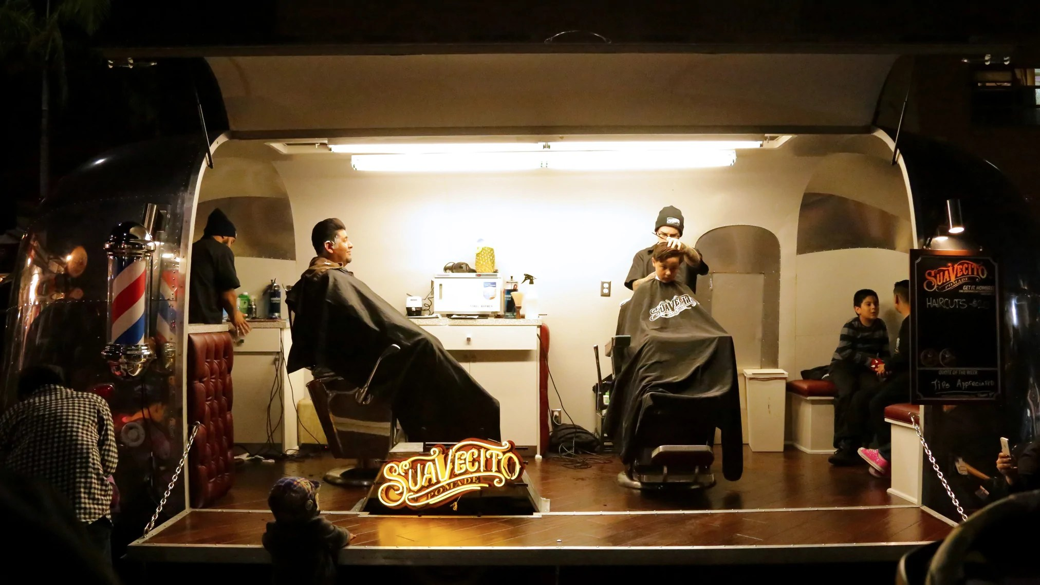 Mobile barber shop on wheels for sale thehouz info