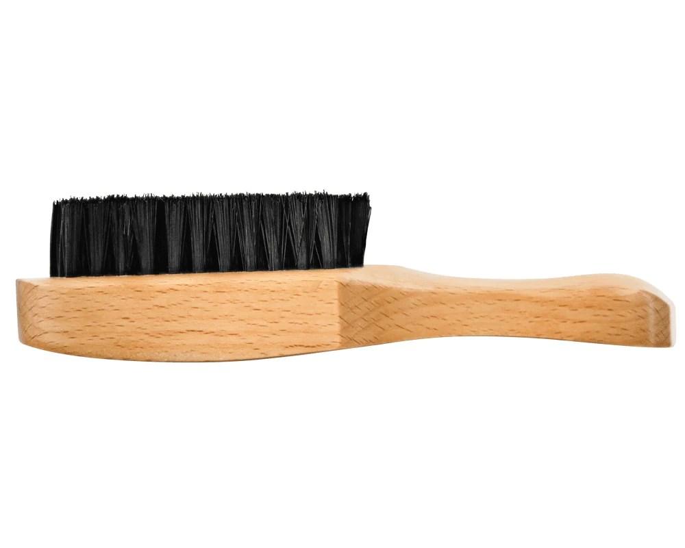 barber brush suavecito hair