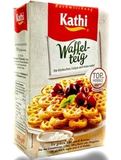 german waffle baking Mix