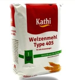 german wheat flour