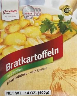 german fried potatoes Grocholl