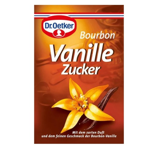 german vanilla sugar