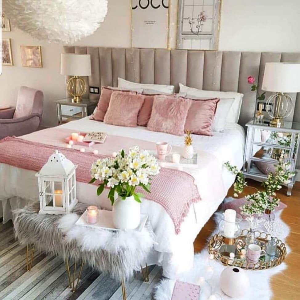 Green Bedroom Decorating Ideas