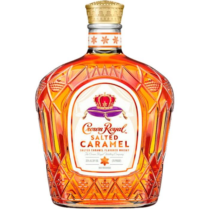 Buy Crown Royal Salted Caramel Online – Wooden Cork