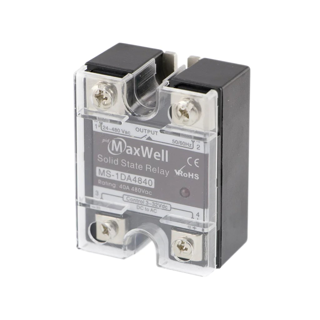 Solid State Relay Eplan