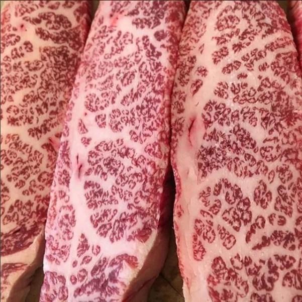 whole japanese wagyu rib