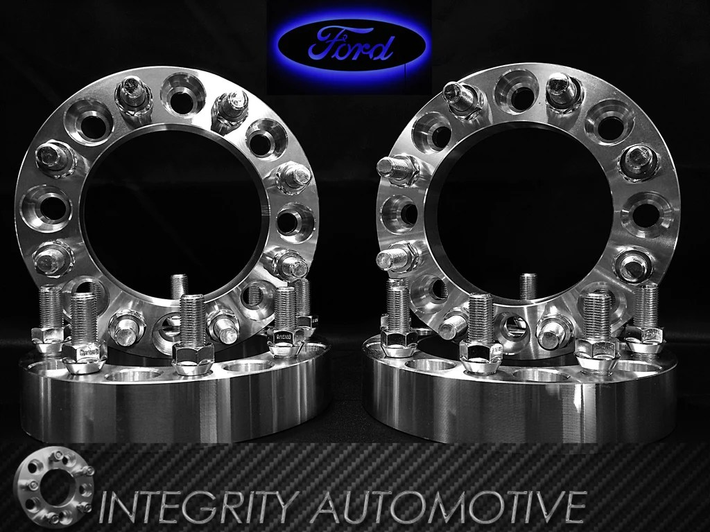 hight resolution of 4 wheel adapters 8x170 to 8x180 1 25 inch ford f 250 f 350 superduty use 8x180 chevy wheels on 8x170 superduty