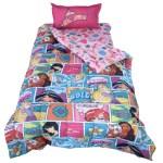 Disney Princess Live Your Story Comforter Set Cotandcandy