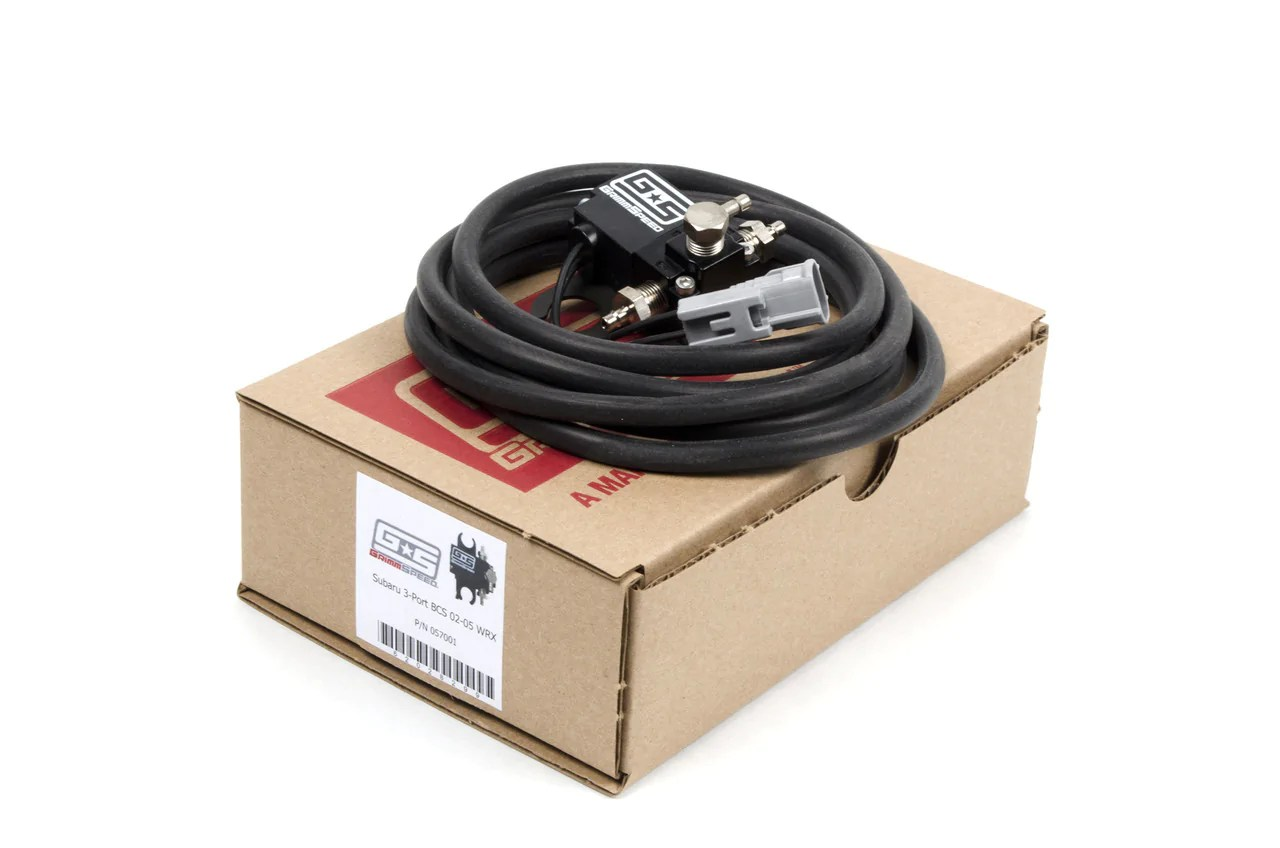 hight resolution of grimmspeed 3 port boost control solenoid 02 05 wrx
