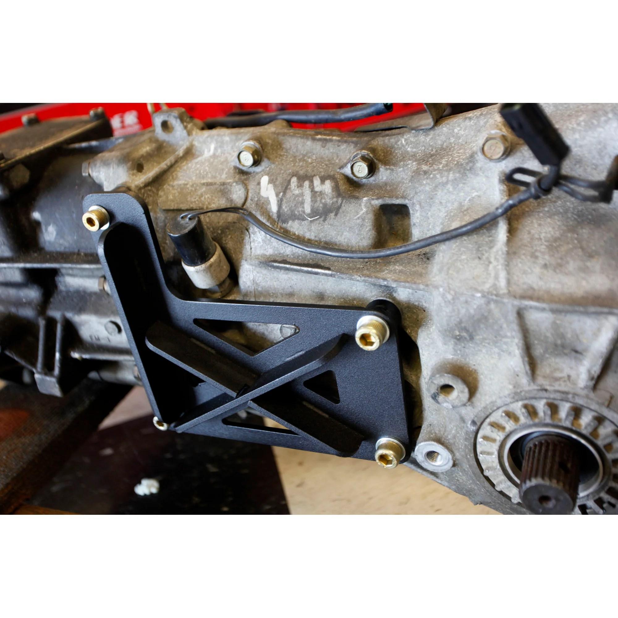 mach v transmission reinforcement brace kit subaru 5mt [ 2000 x 2000 Pixel ]