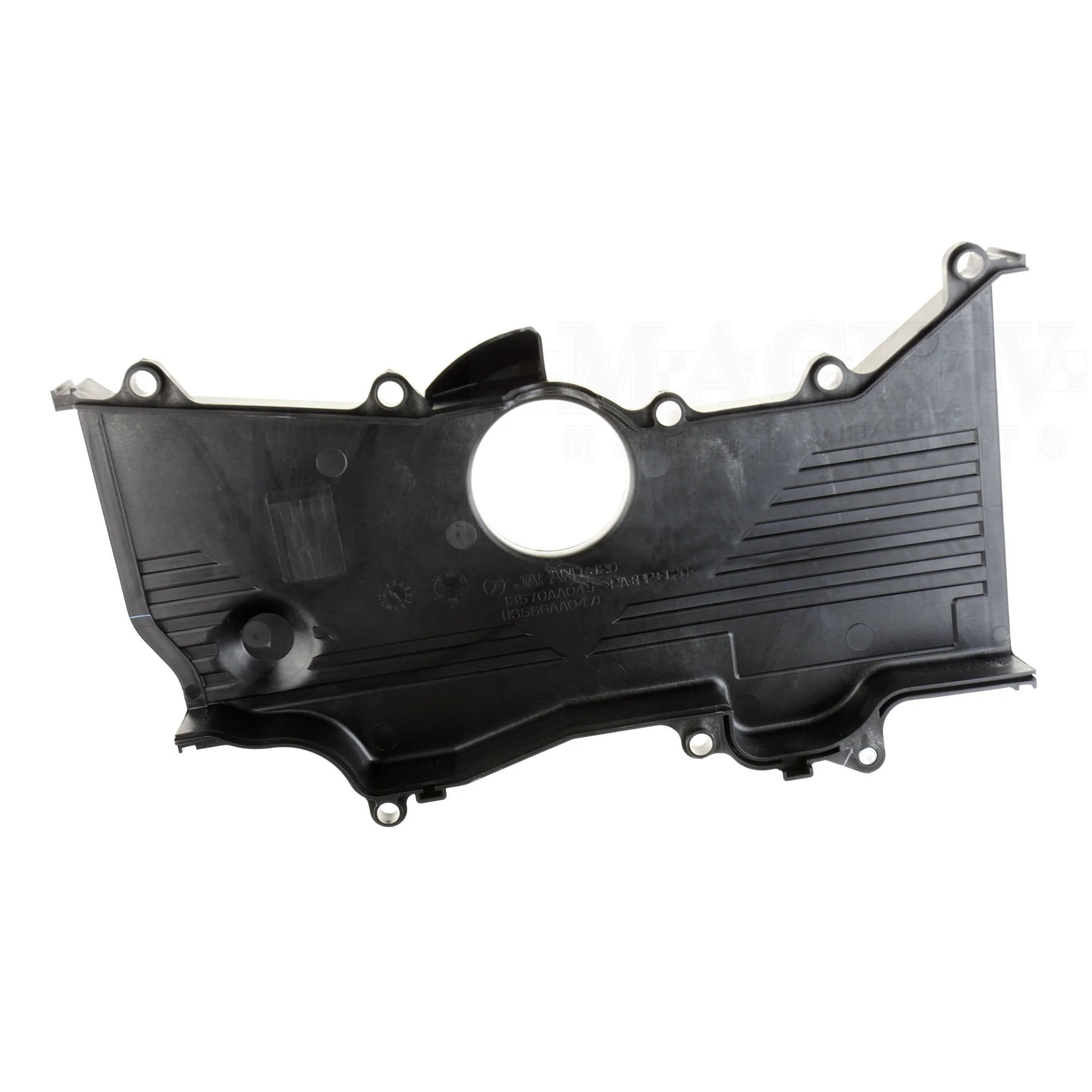 small resolution of  subaru ej center timing belt cover back